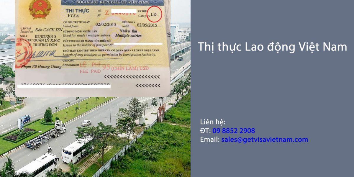 Thị thực lao động Việt Nam